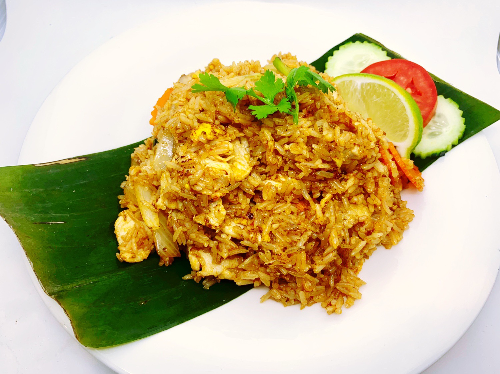 F1. Thai Fried Rice Image