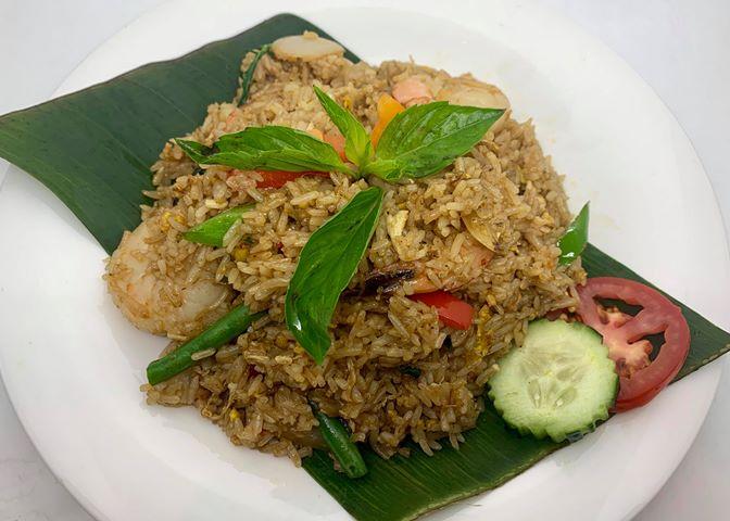 F3. Basil Fried Rice Image