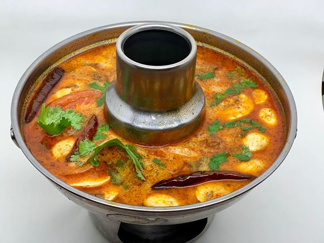 S1. [Large] Tom Yum Soup (Tom Yum Nham Kon)