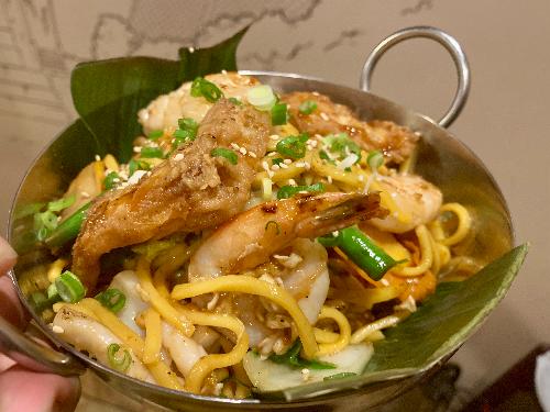N9. Teriyaki Noodle