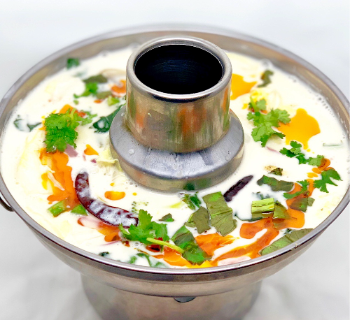 S2. [Large] Thai Coconut Soup (Tom Kha)