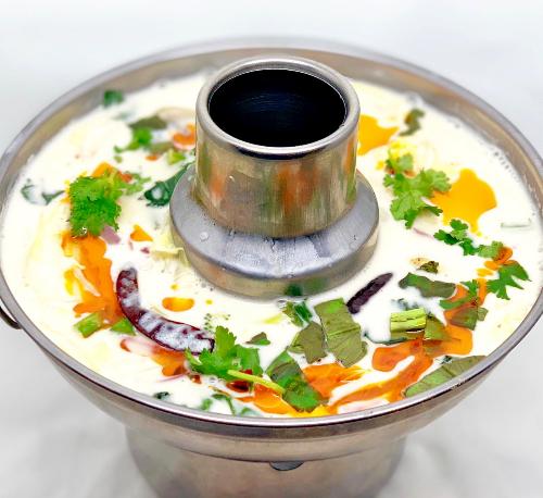 S2. [Large] Thai Coconut Soup (Tom Kha) Image