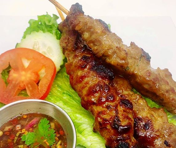A20. Thai Style BBQ Pork (Moo Ping) Image