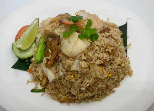 F2. Zenith Fried Rice