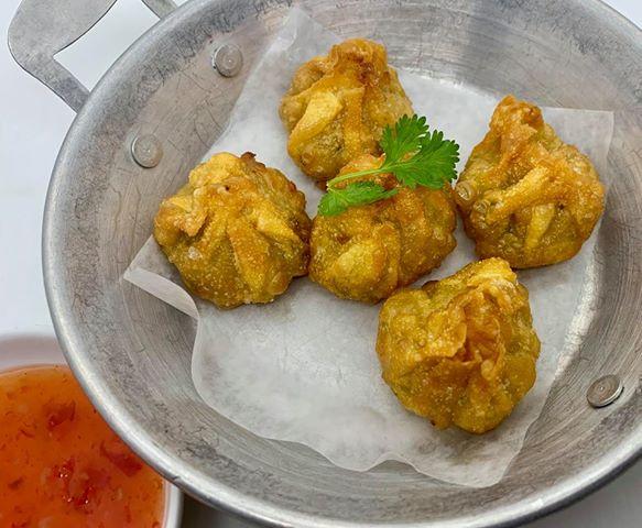 A4.Fried Dumplings