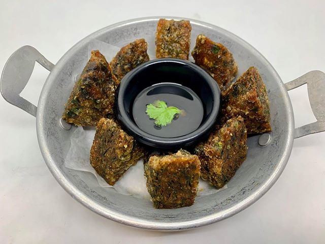 A11. Chive Cake (Kui Chai Tod)