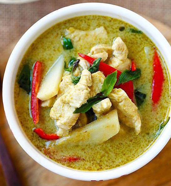 C2. Green Curry Image