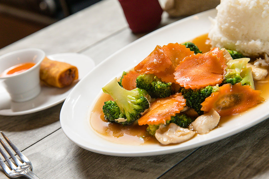 Pad Broccoli (Lunch) Image