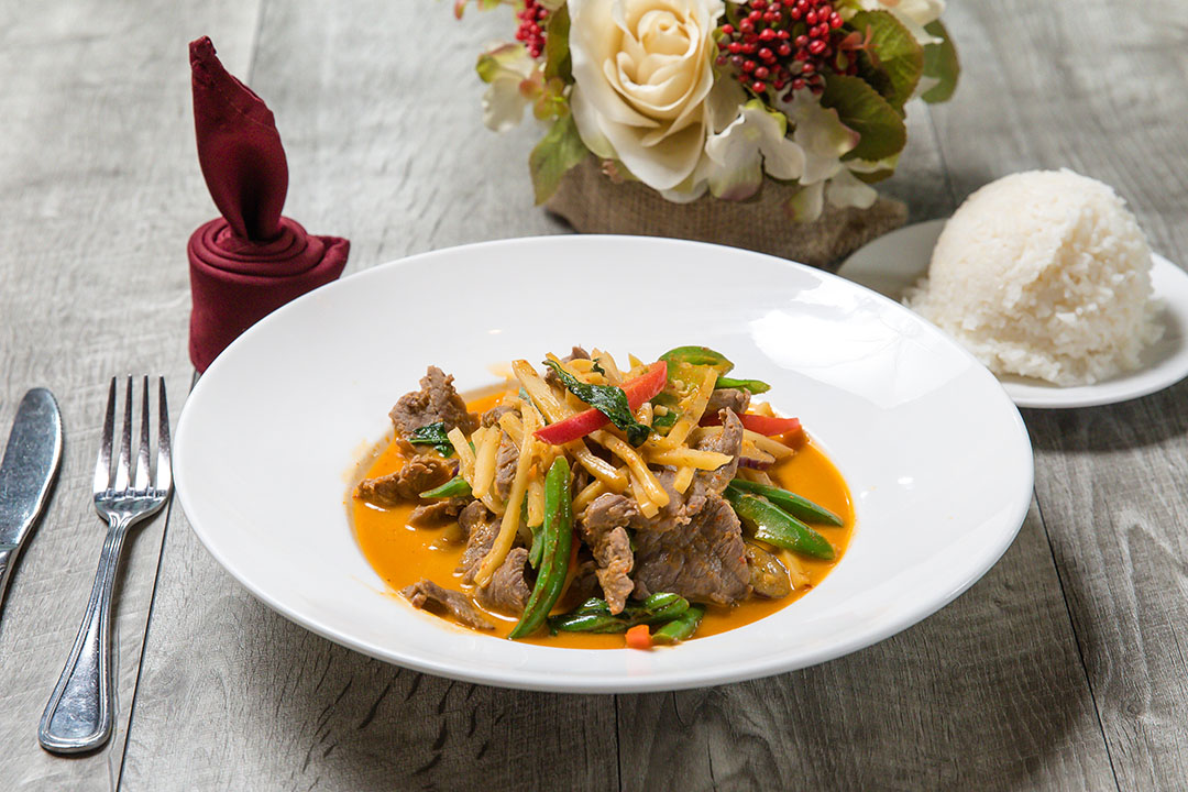 Red Curry (Lunch) Image