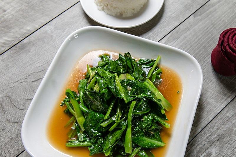 Chinese Broccoli Image