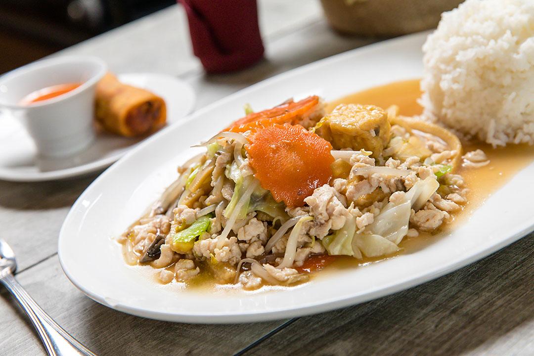 Tofu Gai Sub (Lunch) Image