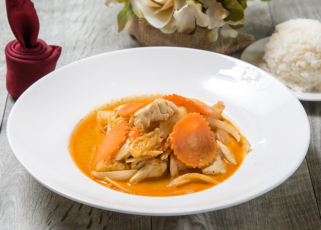 Massaman Curry (Lunch) Image