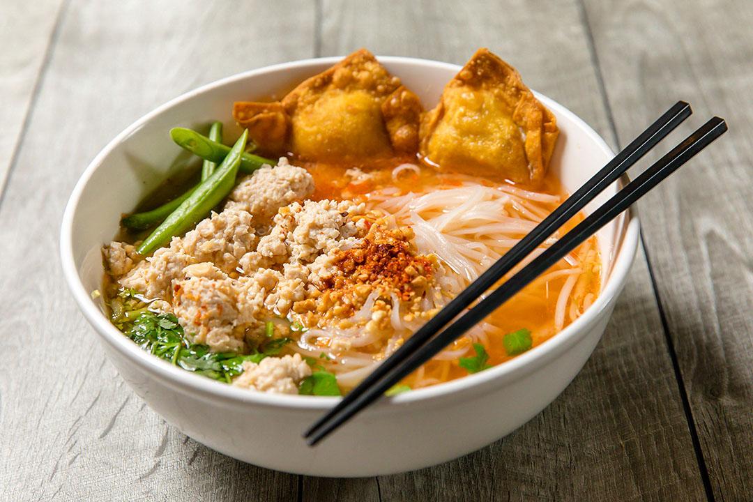 Tom Yum Gai Sub Noodle Soup (Lunch) Image