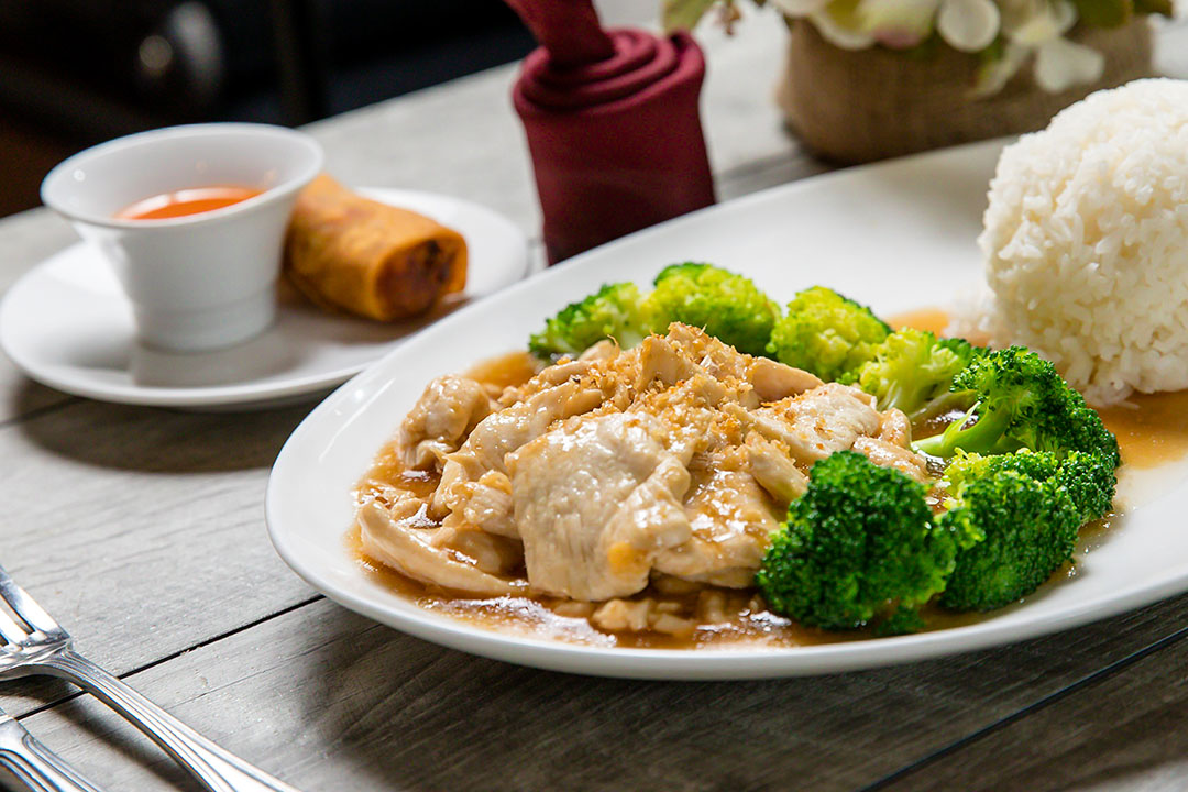 Garlic Lover (Lunch) Image