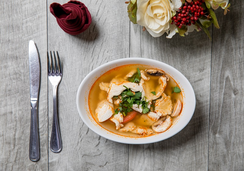 Tom Yum Gai Image