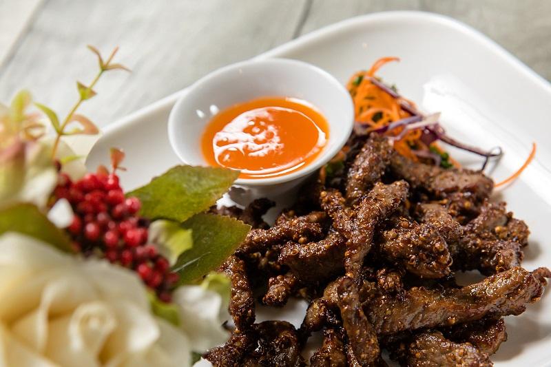 Nua Sawan (Beef Jerky)