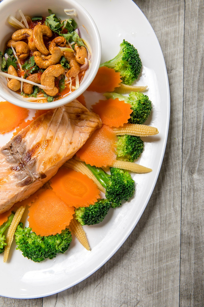 Grilled Salmon Image