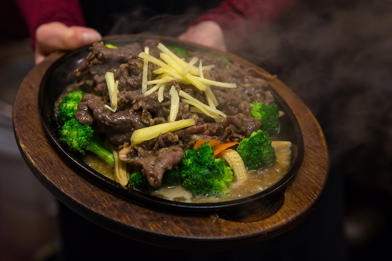 Siam Flaming Beef Image