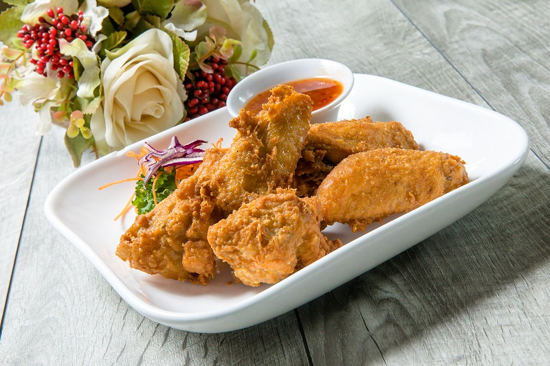 Crispy Chicken Wings Image