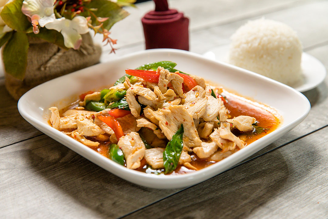 Ka Prao (Lunch) Image