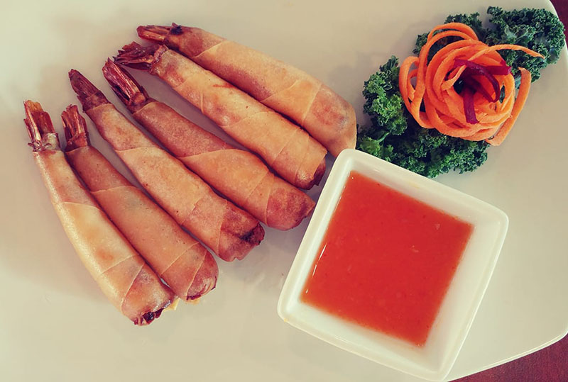 A7. Shrimp in Blanket (6 Pcs) Image