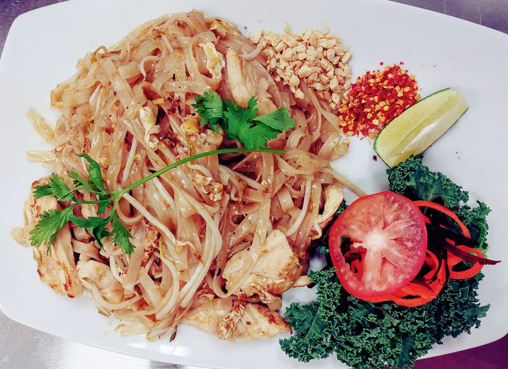 P3. Pad Thai Image