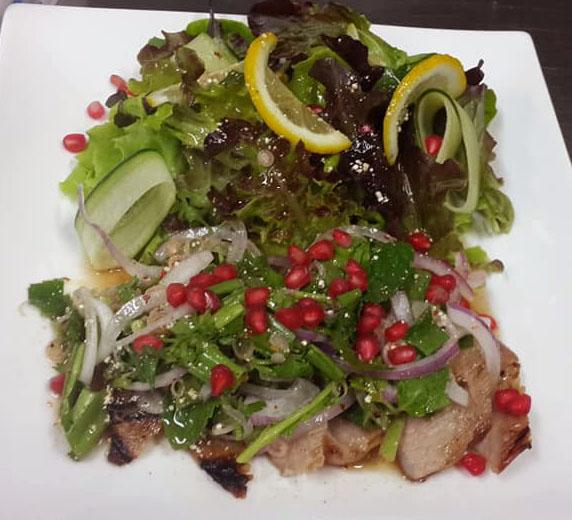 SL2. Beef Salad