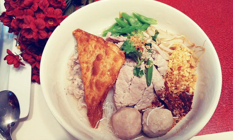 N1. Sukothai Noodle Soup Image