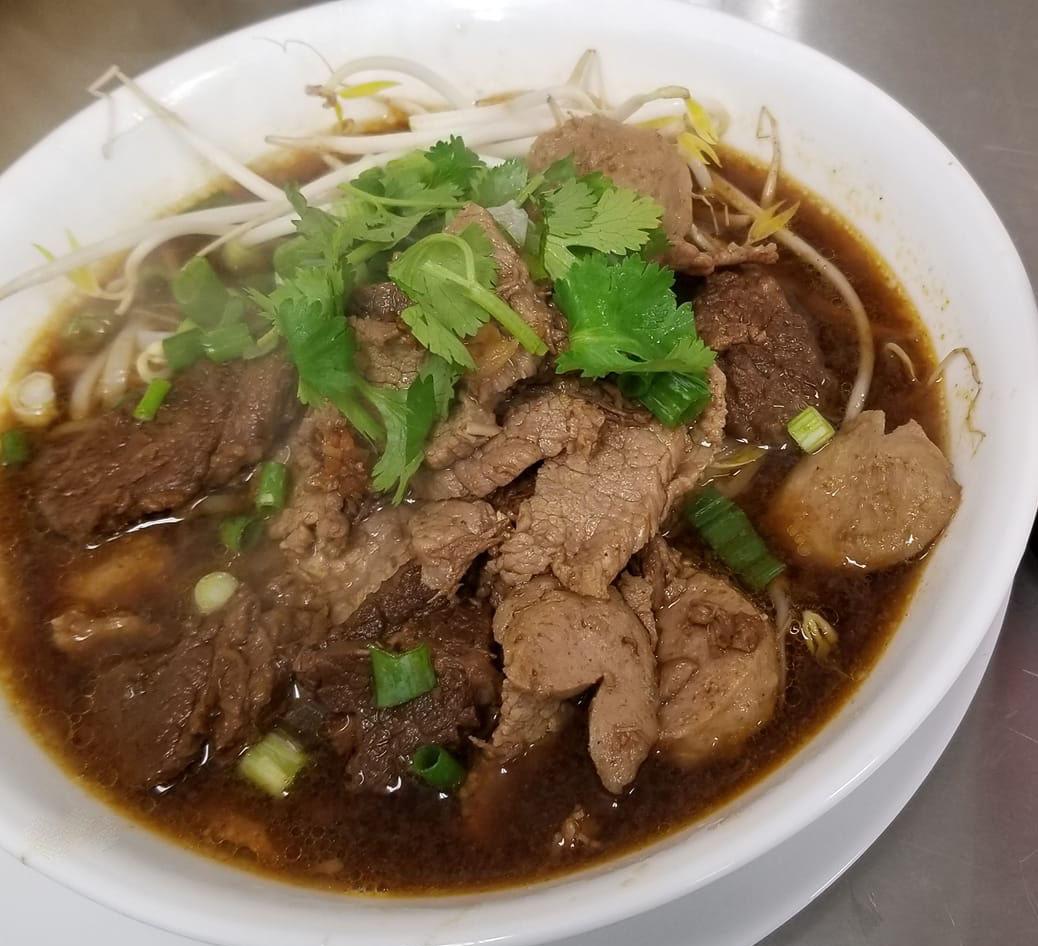 N5. Beef Noodle soup Image