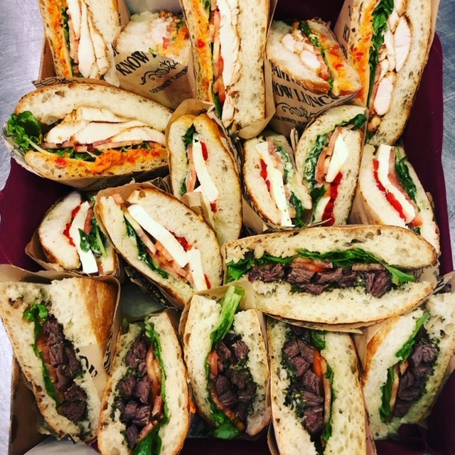 Bistro Sandwich Box Image