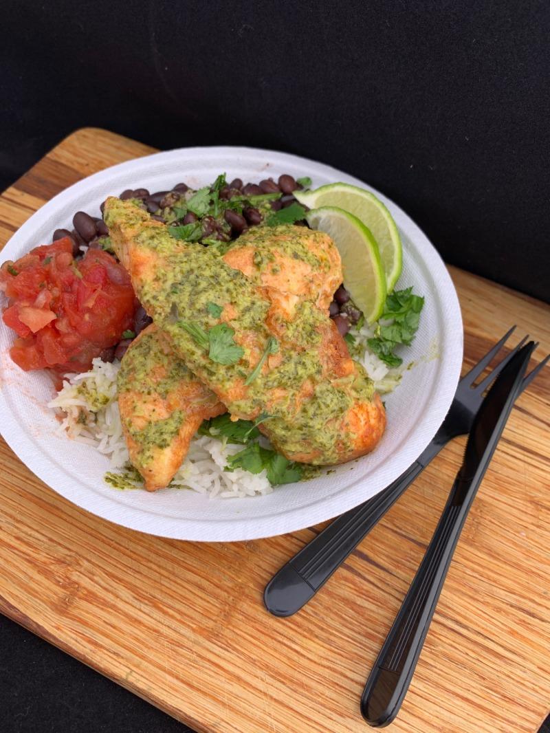 Cilantro Lime Chicken Image