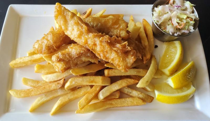 Fish & Chips Image