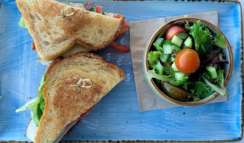 BLTA Sandwich Image