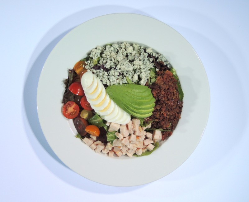 Chopped Cobb Salad Image