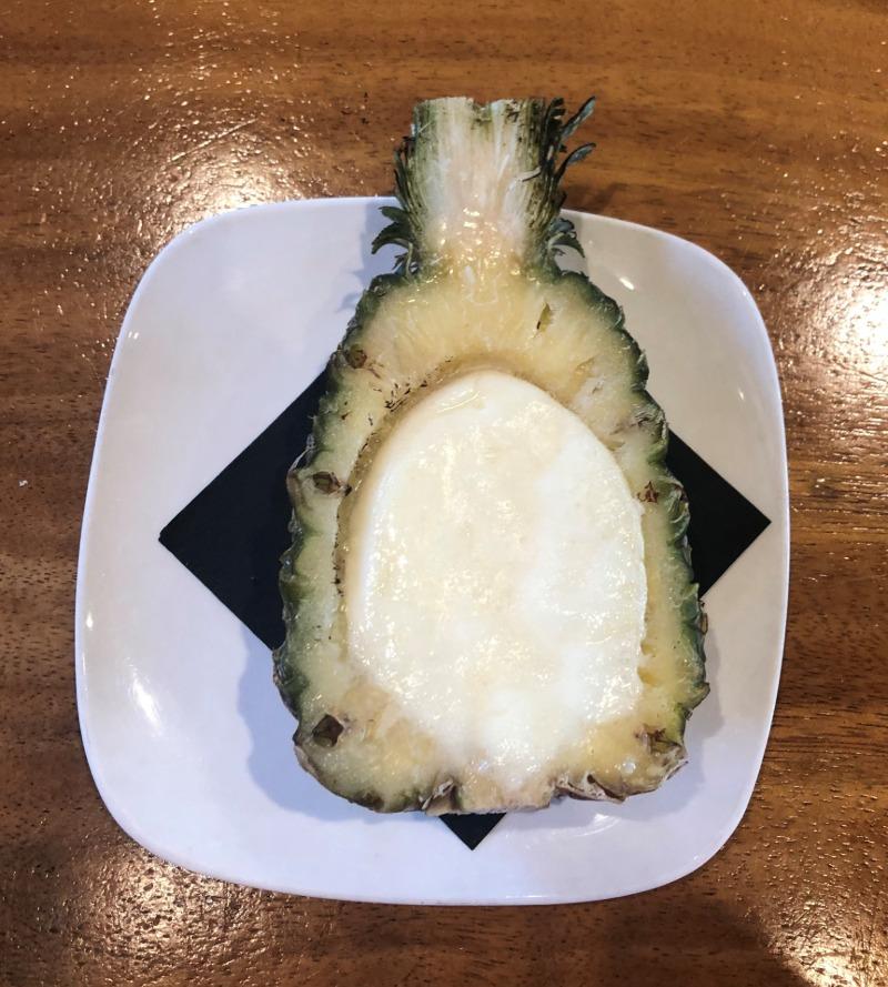 Sorbet Filled Fruit Image