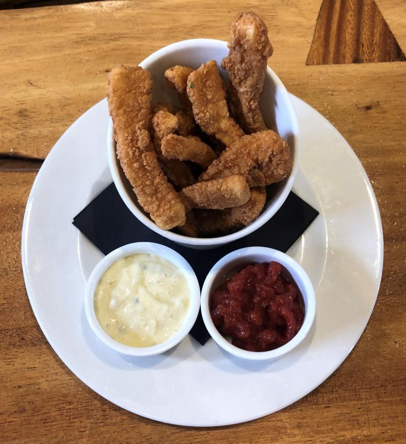Calamari Steak Fries Image