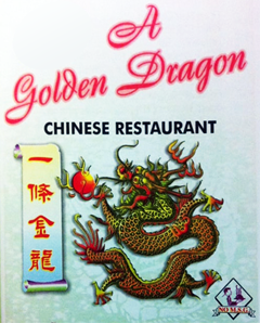 A Golden Dragon - Albany