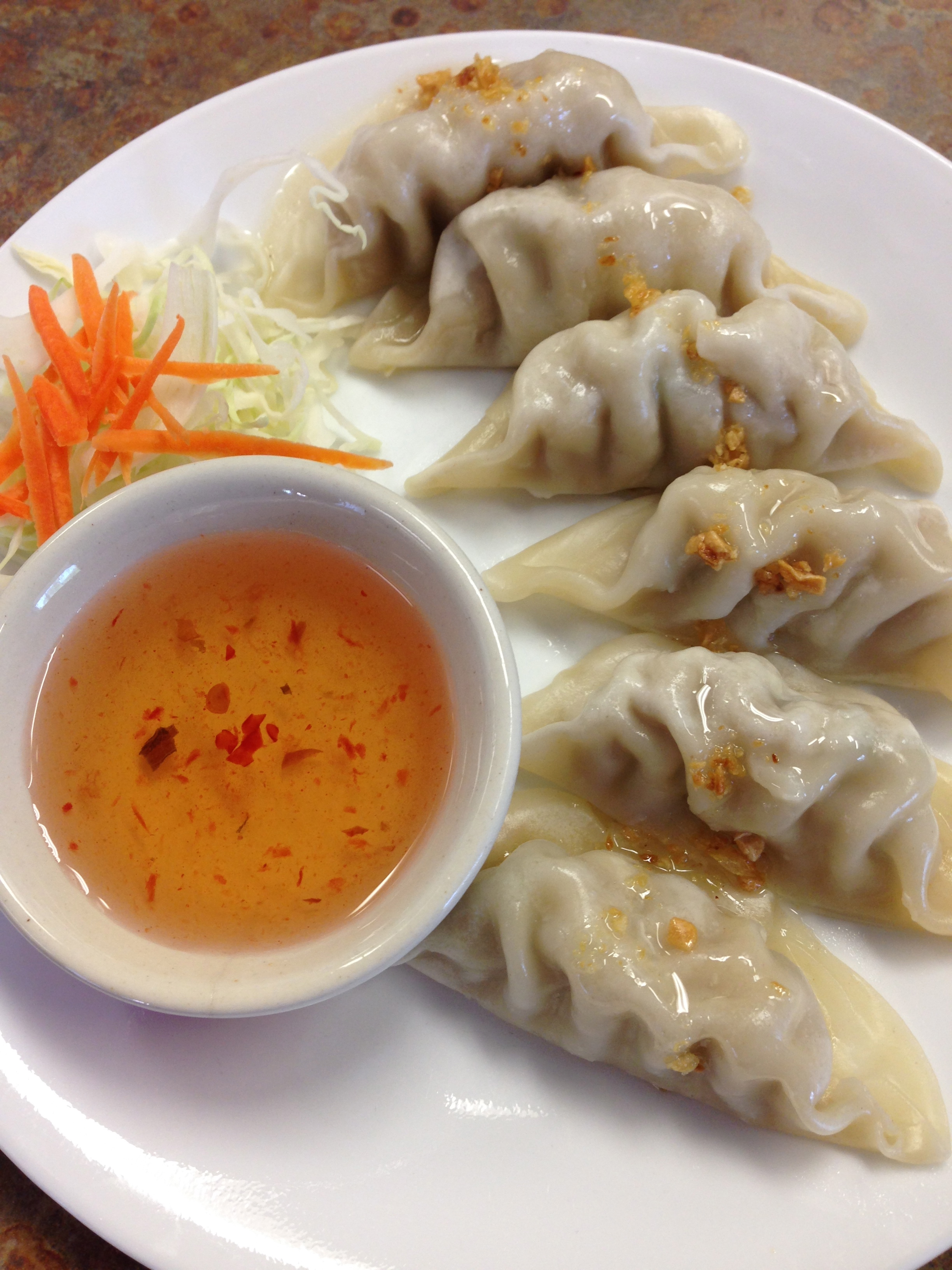 #4 STEAMED PORK DUMPLINGS Image