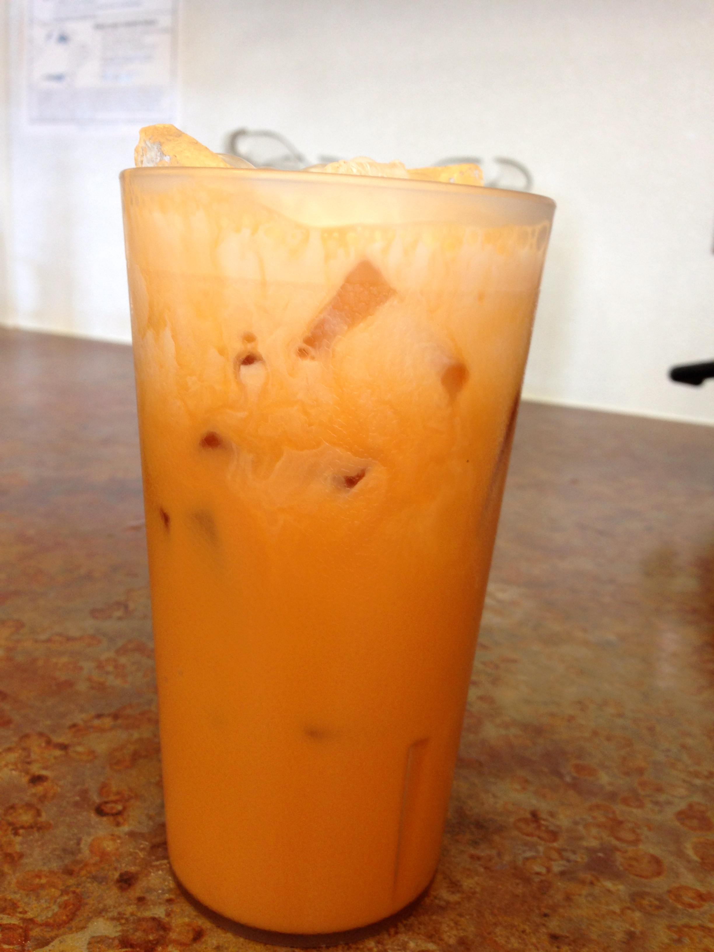 THAI ICED TEA Image