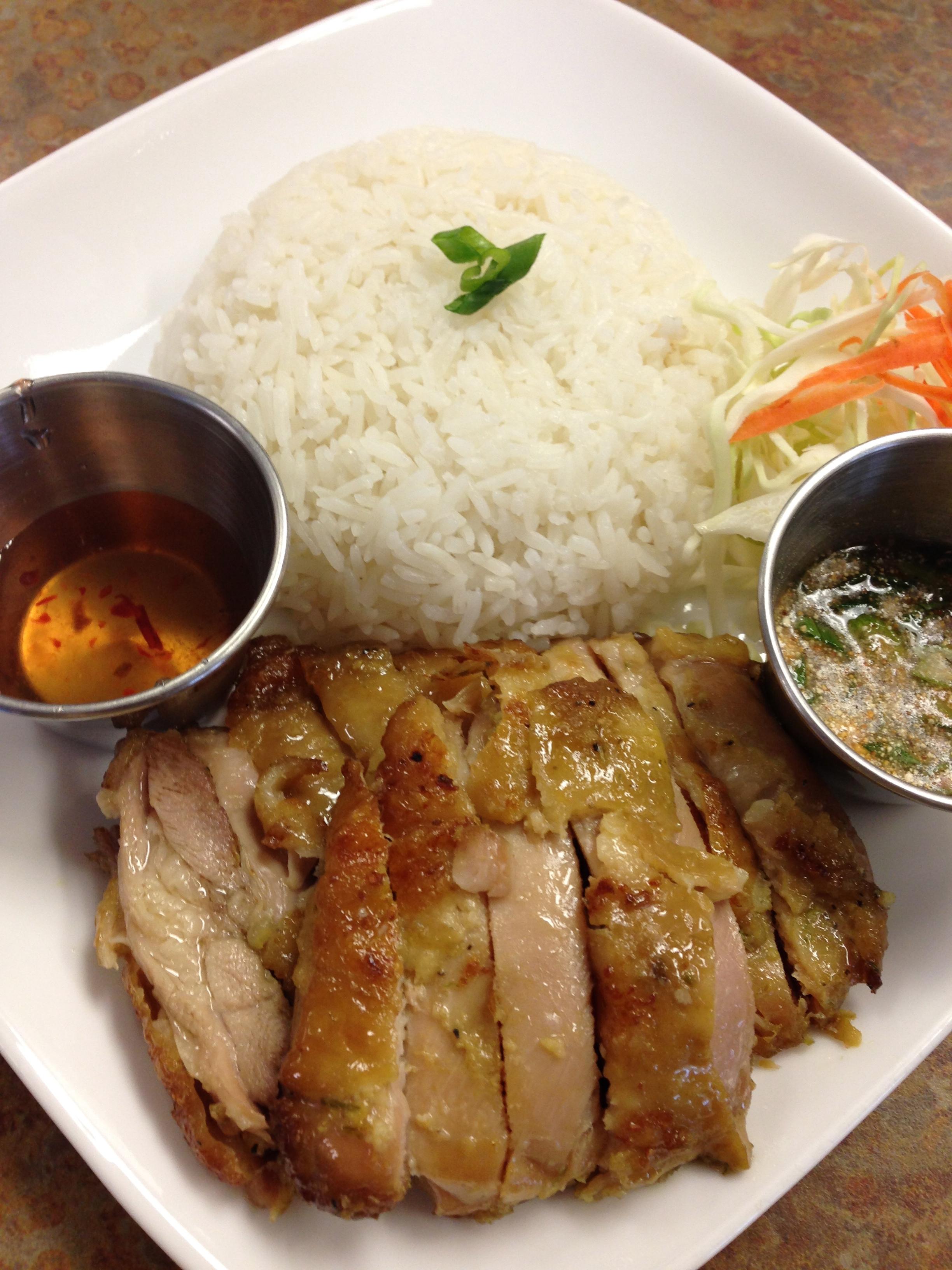 #28 THAI BARBECUE CHICKEN Image