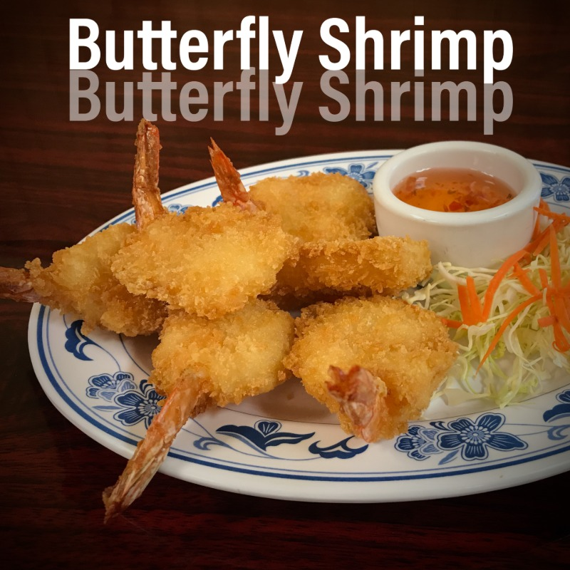 A3 BUTTERFLY SHRIMP