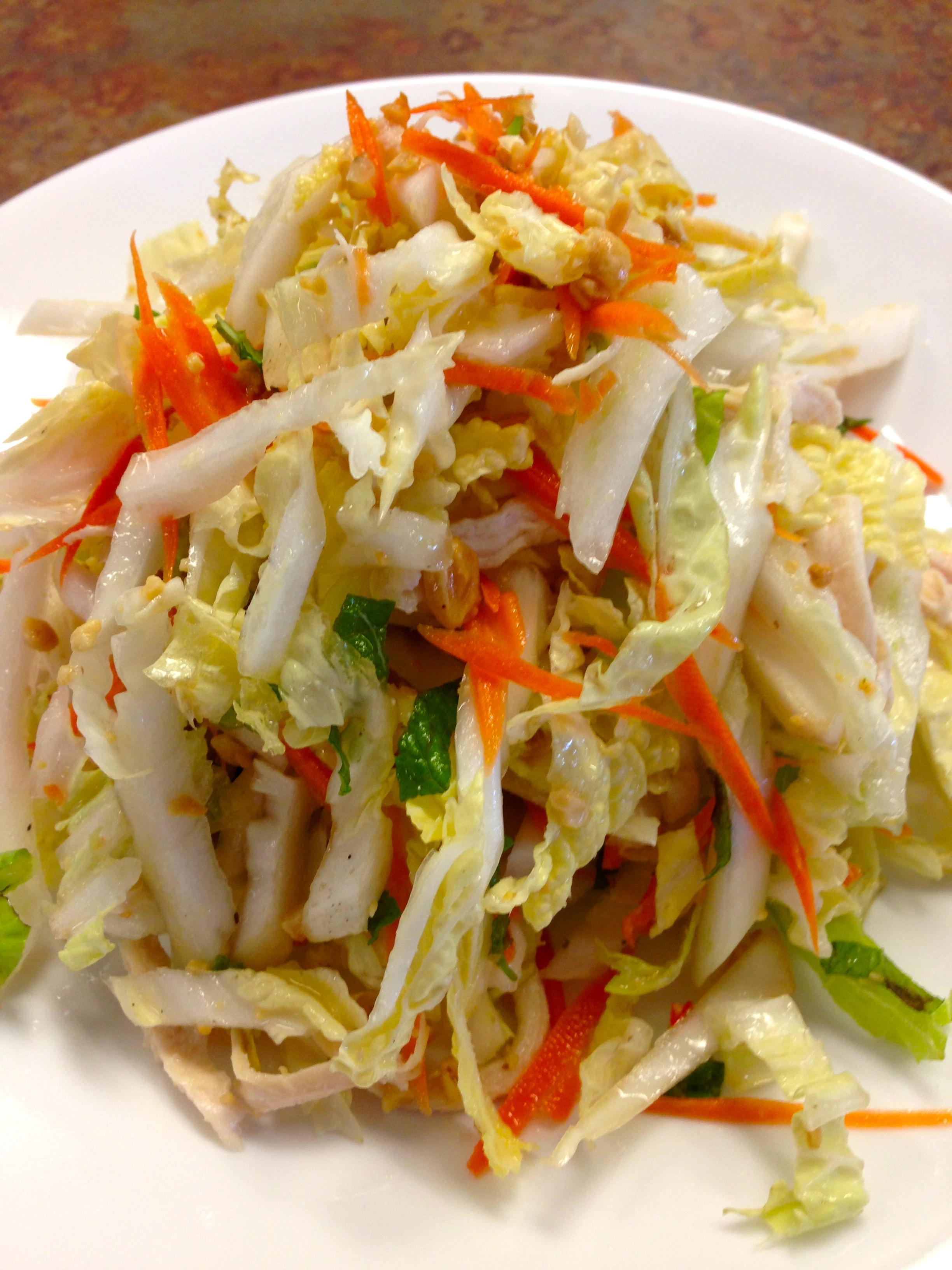 #10 THAI SALAD