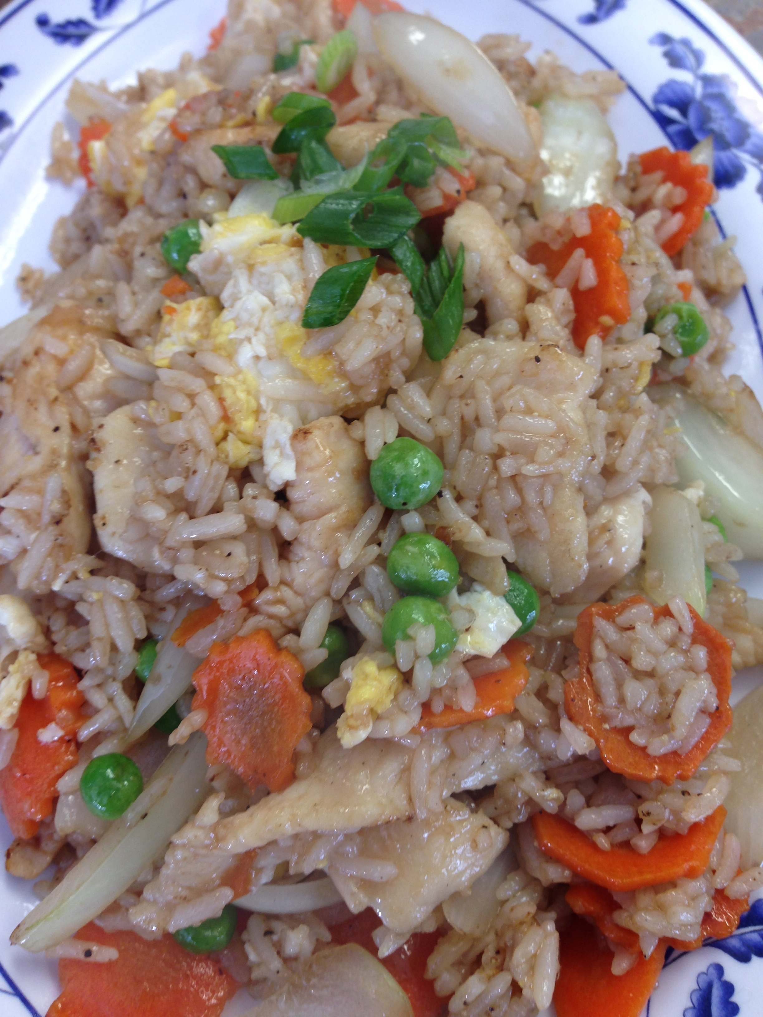 #31 THAI FRIED RICE