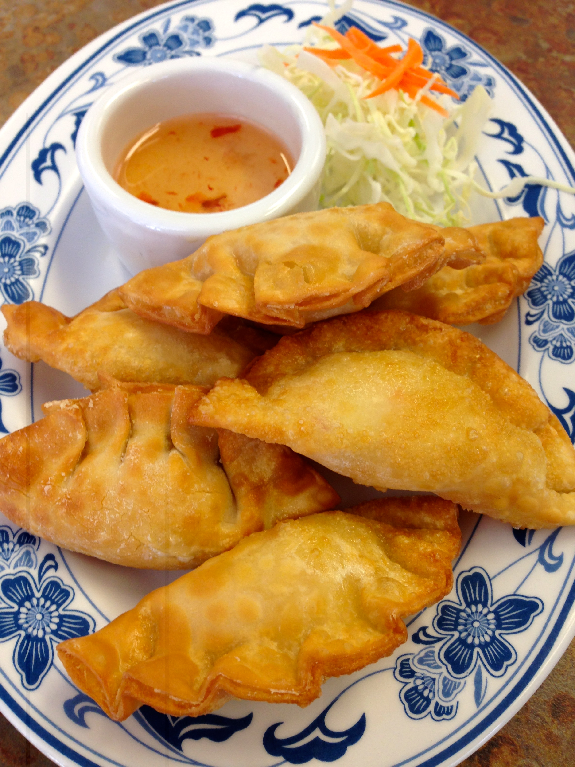 A2 DEEP FRIED CRAB RANGOON