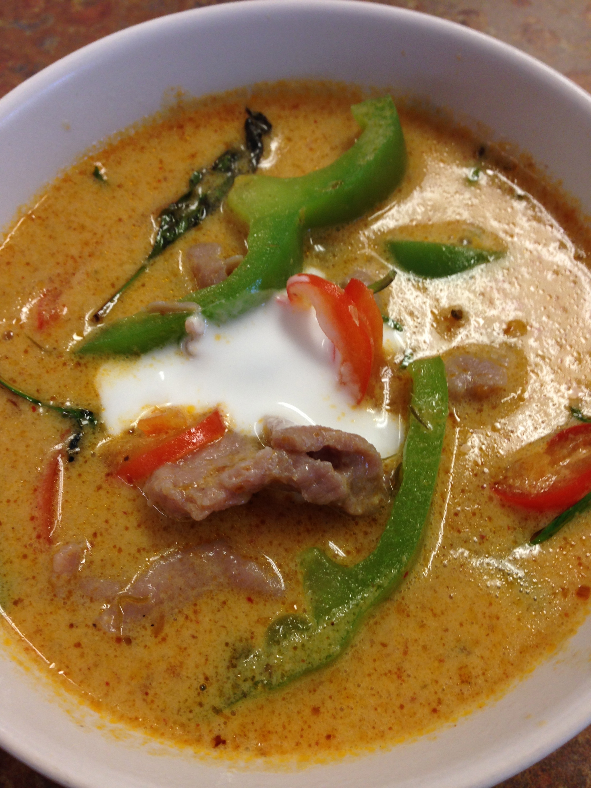 #45 PANANG CURRY Image