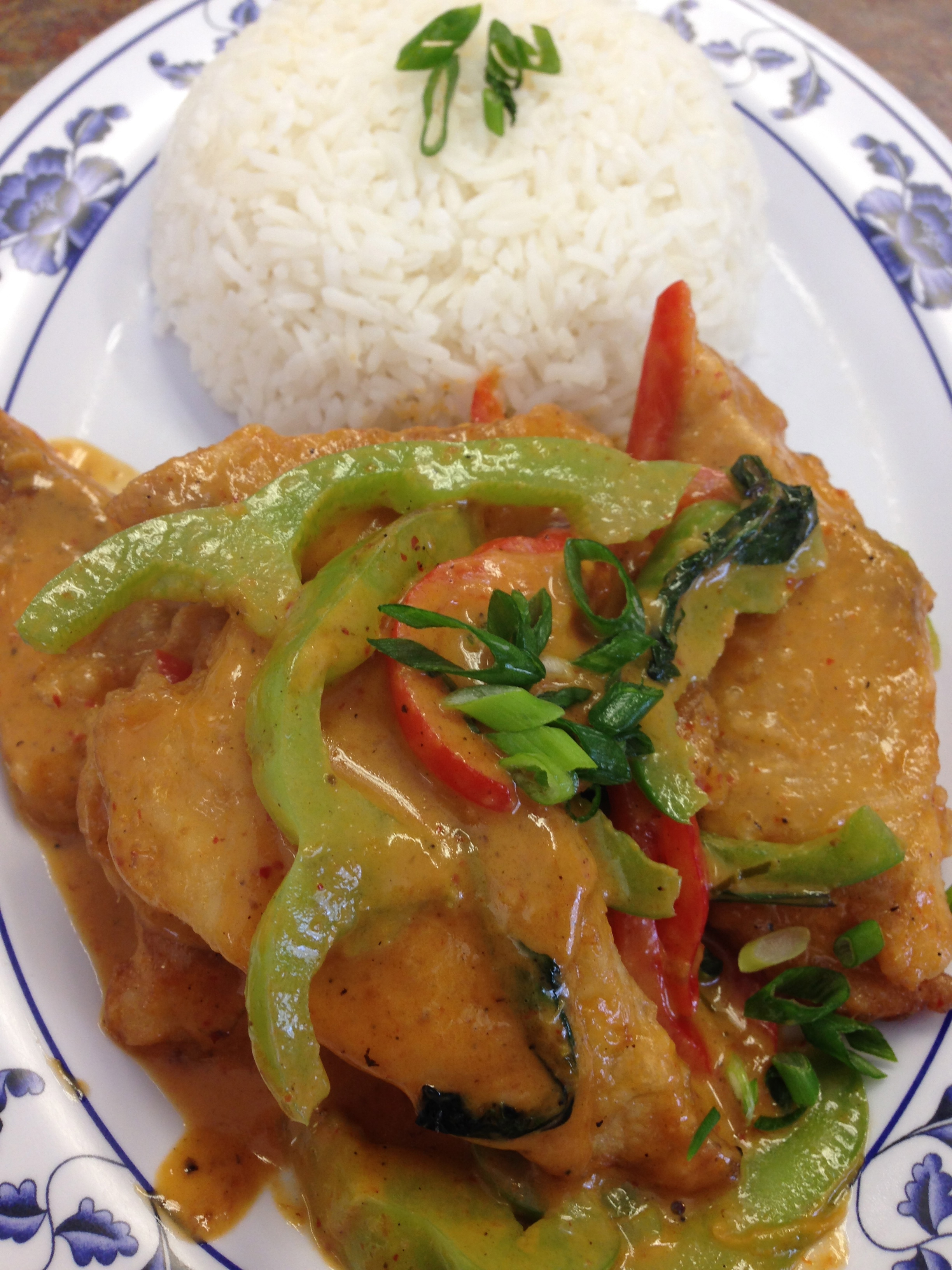 #17 FISH CURRY Image