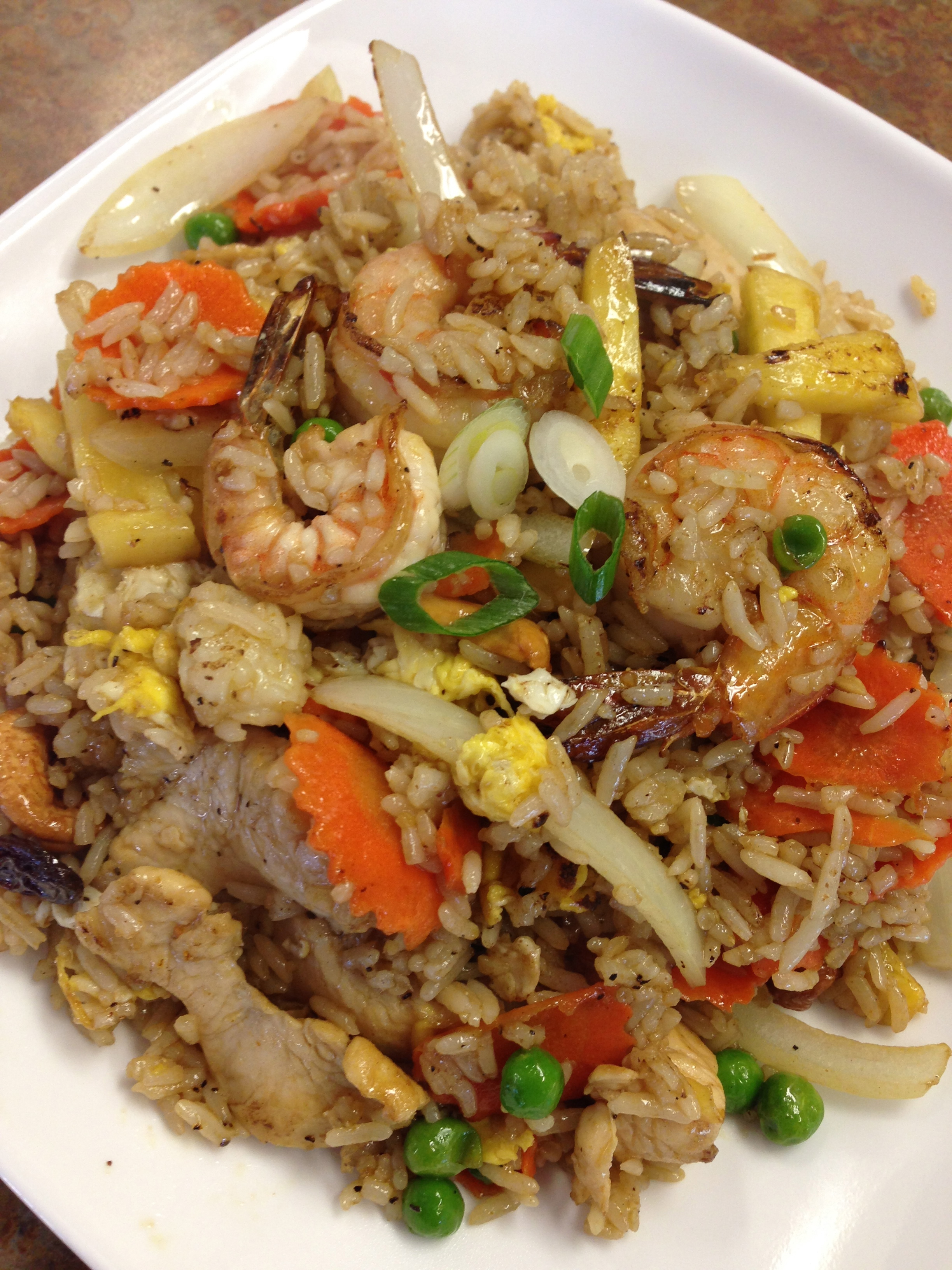 #33 PINEAPPLE FRIED RICE Image