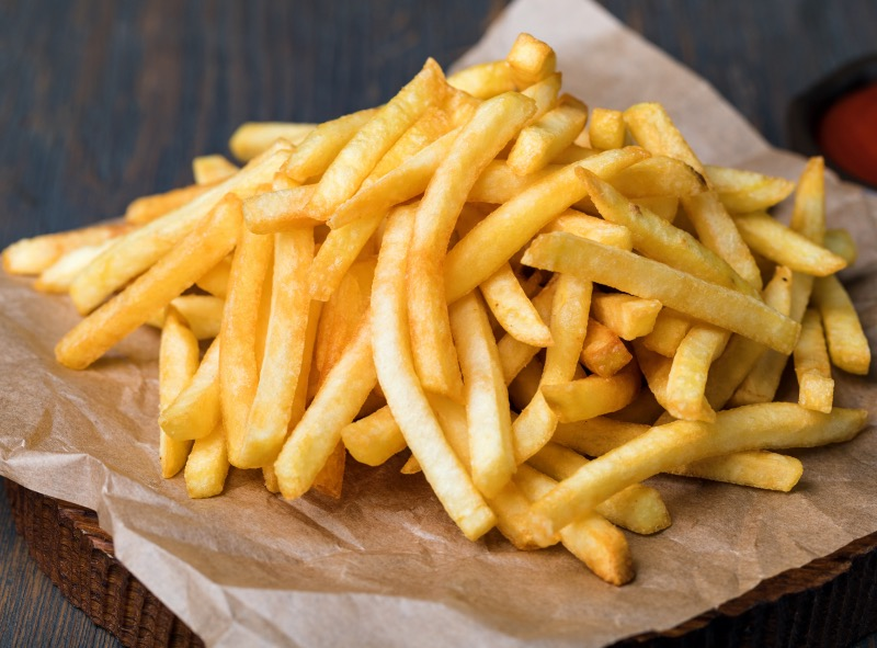 Large Fries Image