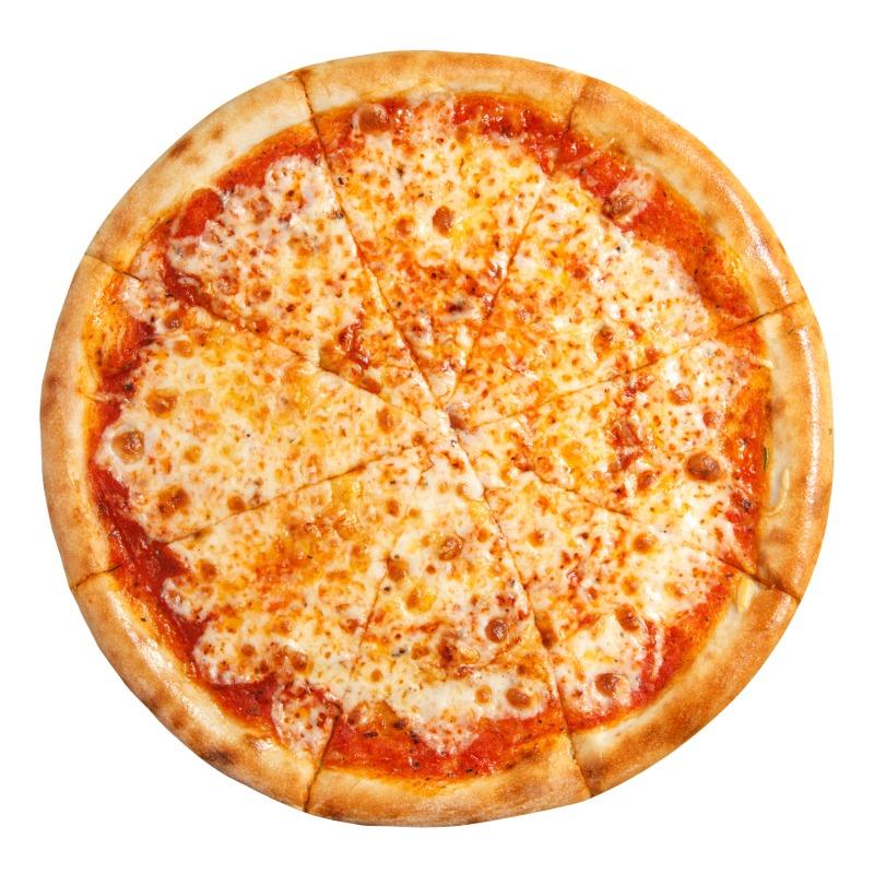 Plain - Round Pizza Image