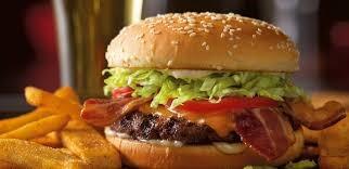 Bacon Cheeseburger Deluxe Image